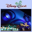 Picture of Disney Quests Ticket