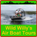 Picture of Wild Willy's Airboat Tour  - They also have a boat that can also take guests and their wheelchair. We advise you call ahead to confirm they can accommodate your chair and occupant.