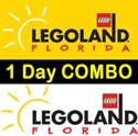 Picture of Legoland Florida - 1 day Water Park Combo Pass for Adults/Child-Snrs